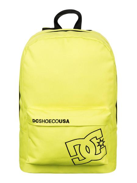Dc рюкзак желтый купить брелок на рюкзак